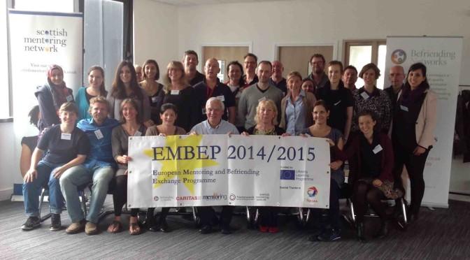 Bernd Schüler und Florian Stenzel: Qualität. – EMBEP-Treffen vom 25. bis 28.06.2014 in Edinburgh